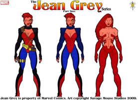 Jean Grey Series: Part Nine by SavageMouse