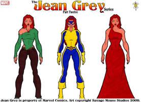 Jean Grey Series: Part Twelve by SavageMouse