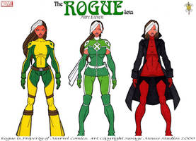 Rogue Series: Part Eleven by SavageMouse