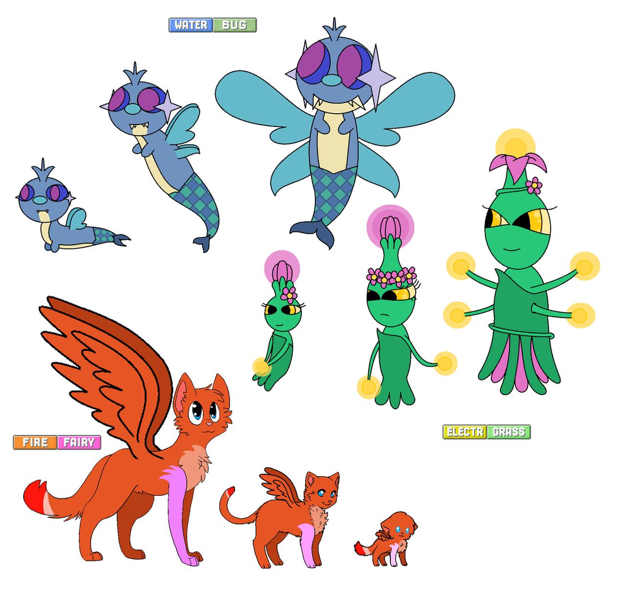New Pokemon Ideas Images | Pokemon Images