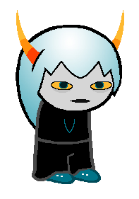 Albino troll by pegasisJ12