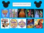 My Ten Favorite Disney Animated Shows