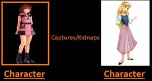 Kairi Kidnaps Eilonwy