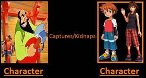 Stromboli Kidnaps Chris and Olette