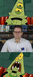 AVGN Scares Flats.  by darknessawakens13