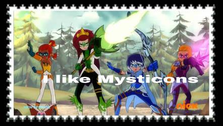 Mysticons Fan Stamp by darknessawakens13