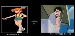 What If Misty Was Raised By Scott Simpson?