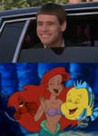 Ariel And Friends Laugh At Dumb And Dumber