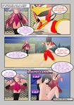 Red Hawk vs Queen Sucubus