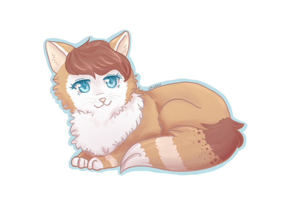 [Gift] Lykke! by chieni