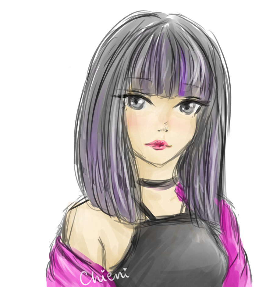 BLACKPINK's Lisa by chieni