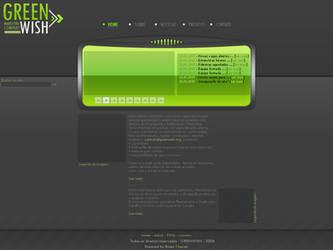 GreenWish Layout by bruninhoo