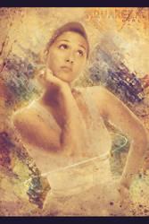 Aquarela Girl by bruninhoo
