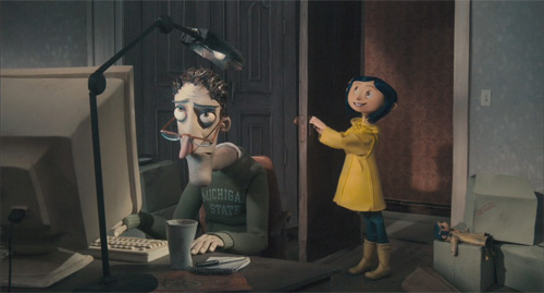 Coraline Harassed Dad By Taty1410 On Deviantart