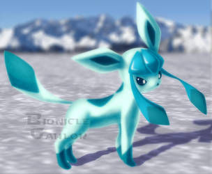 Glaceon by BionicleGahlok