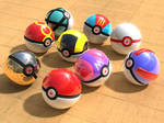 Pokeballs_more models