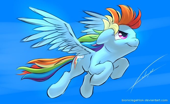 Dash test by BionicleGahlok