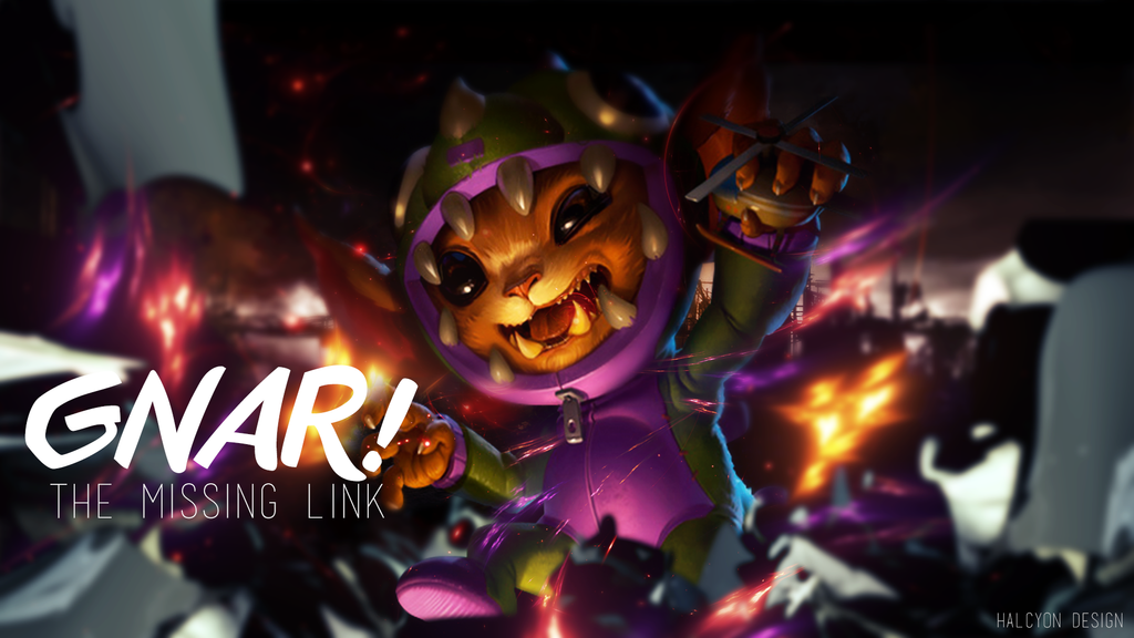 Gnar Build Guide : Thommygun's Gnar - The terror in ...