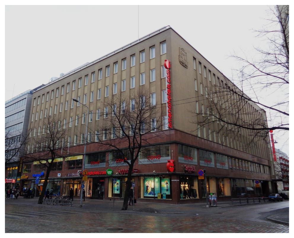 SMK Building by Berlioz-II