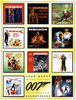 John Barry's James Bond Set by Berlioz-II
