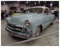 1953 Chevrolet 210 Club Coupe by Berlioz-II