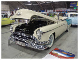 1953 Oldsmobile Fiesta Convertible by Berlioz-II