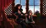 Yenn and Ciri