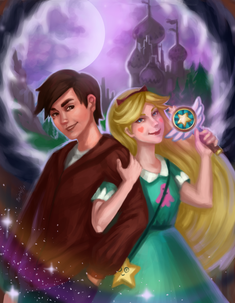 Star vs the Forces of Evil by Nairiai