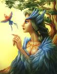 Harpy by Nairiai