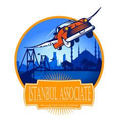 Logo design for Istanbul Associates by ze3ko