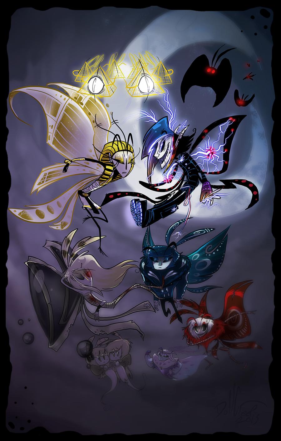 flyy by DollCreep