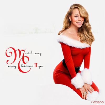 Mariah Carey - Merry Xmas 3 by fabianopcampos on DeviantArt