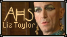 American Horror Story - Liz Taylor Stamp by wastedshame