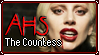 American Horror Story - The Countess Stamp by wastedshame