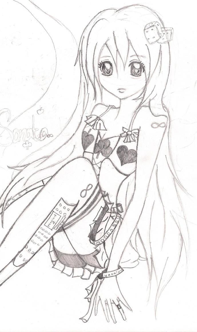 Sonata Vocaloid Infinity by MasuyoAraki