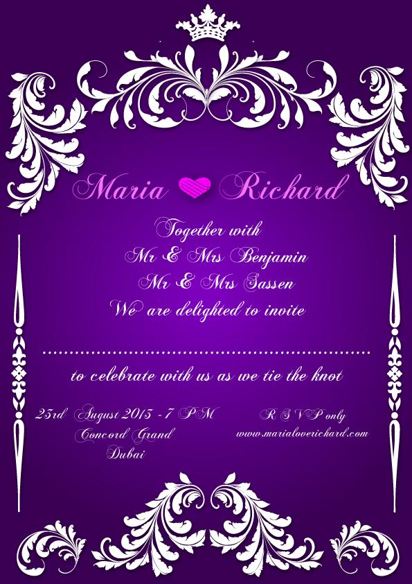 Design A Invitation Card Grude Interpretomics Co
