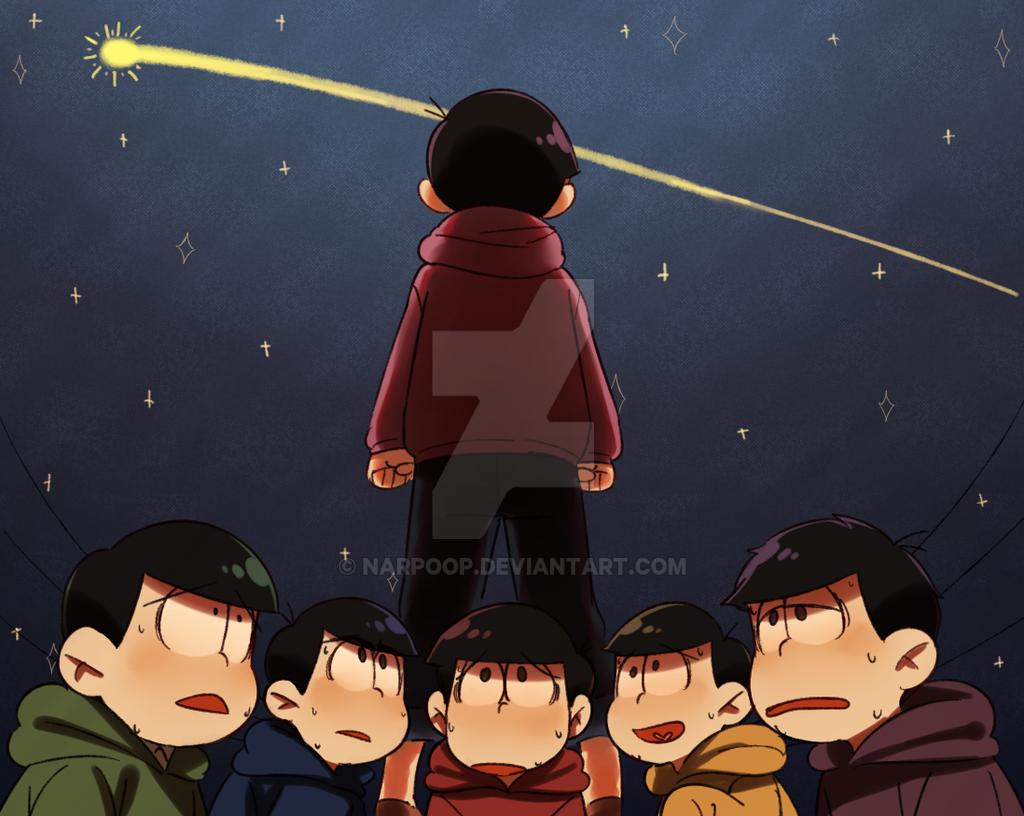Star of Hope by narpoop