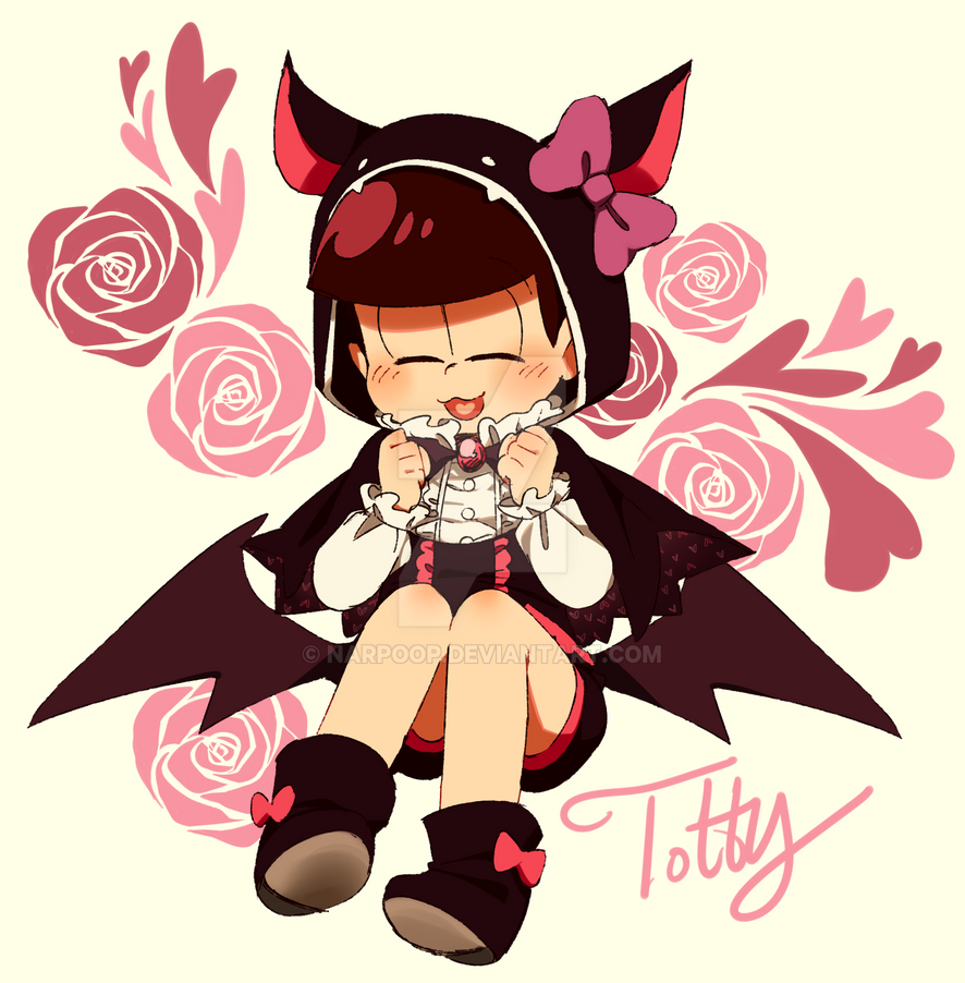a Totty by narpoop