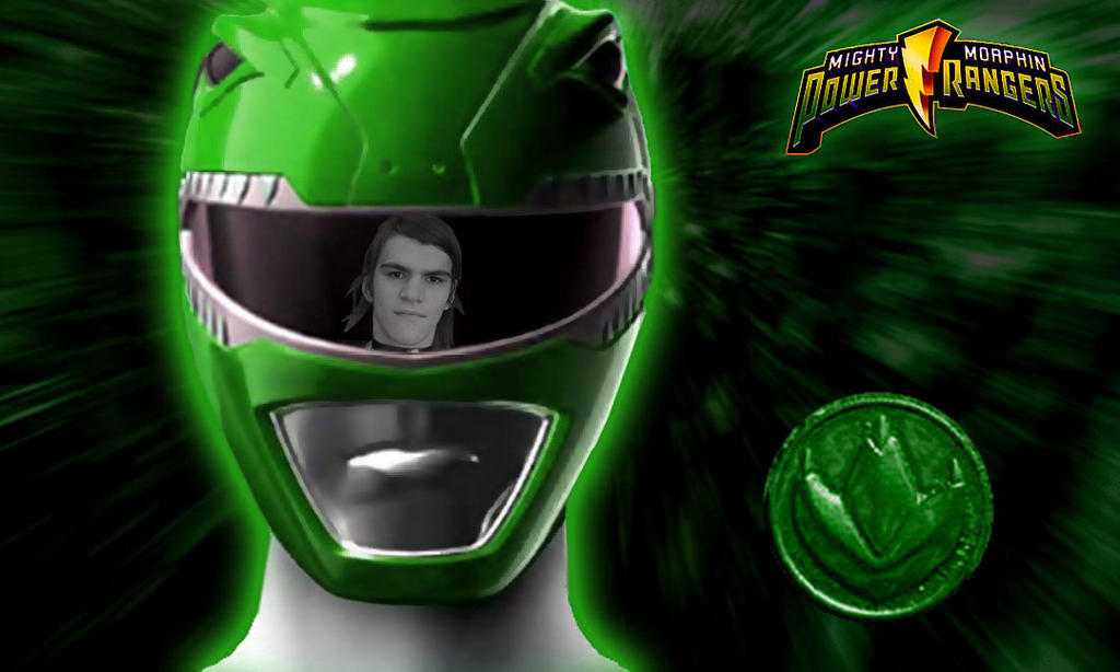 AJ, Green Ranger Wallpaper by kurayumiyamazaru on DeviantArt