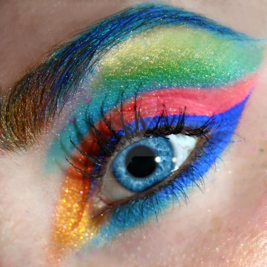 rainbow_eye_makeup_by_laurengibson-d4pcv