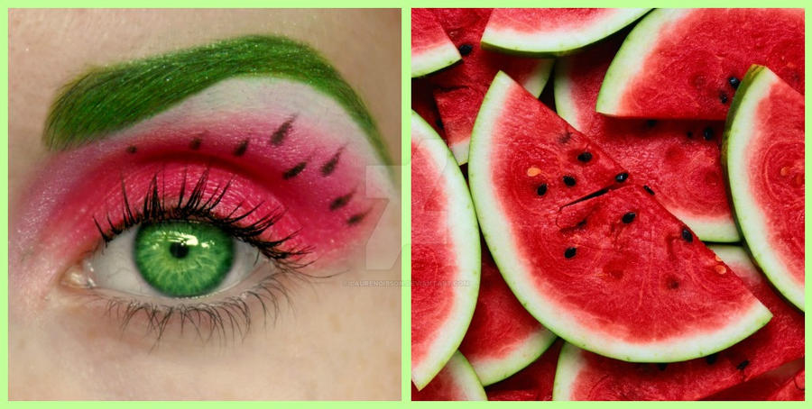 Watermelon by LaurenGibson