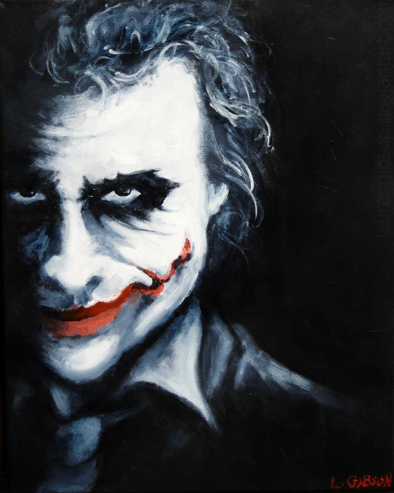 Joker by LaurenGibson