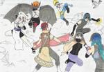 Naruto OC Tournament - Final Round by petit-fluffy-wolf