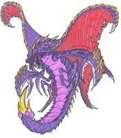 SRJJ: Megaguirus by ChaosGhidorah