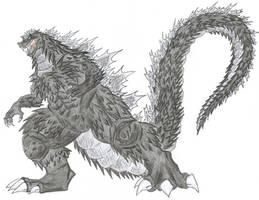 Legendary Monster Godzilla.