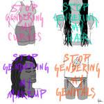 Stop Gendering