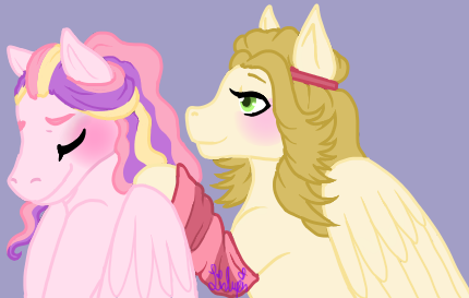 PMOL contest: mutual love interest by LinLupin