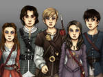 Narnia Crew for Lina