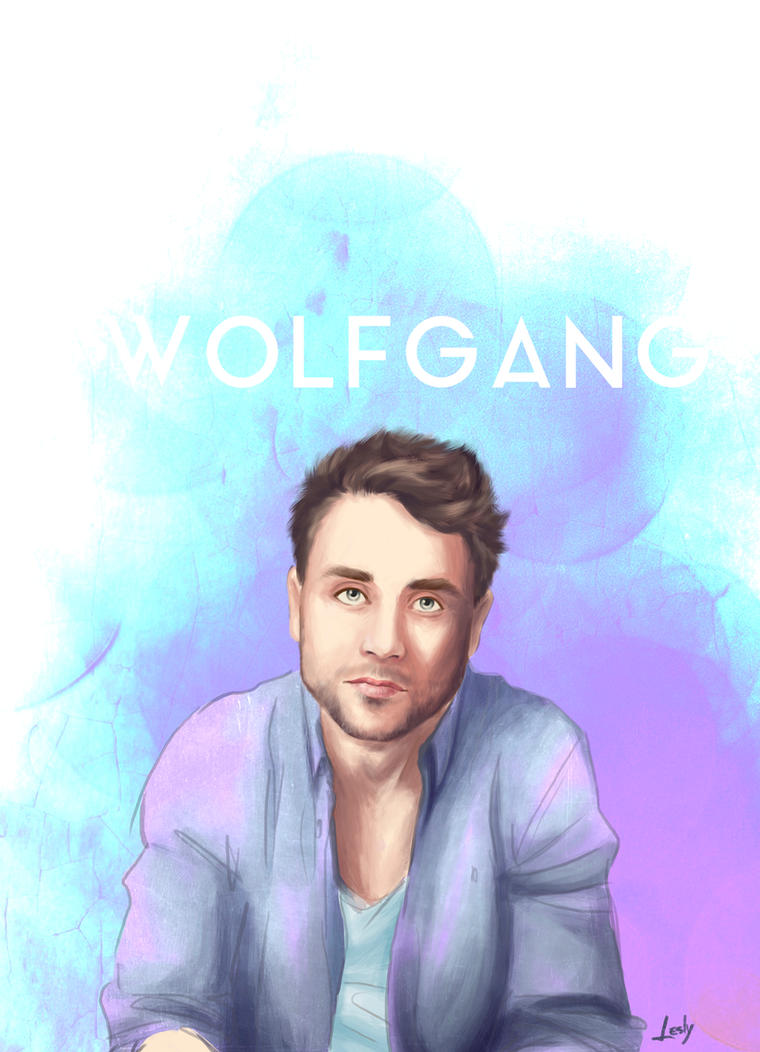 Wolfie by LeslyAnne182