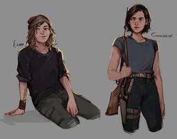 Echo and Genevieve